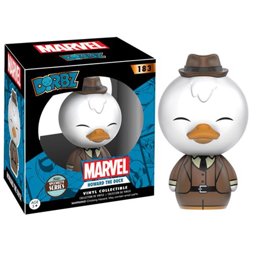 Dorbz 183: Guardians of the Galaxy - Howard the Duck (Vinyl Figure)