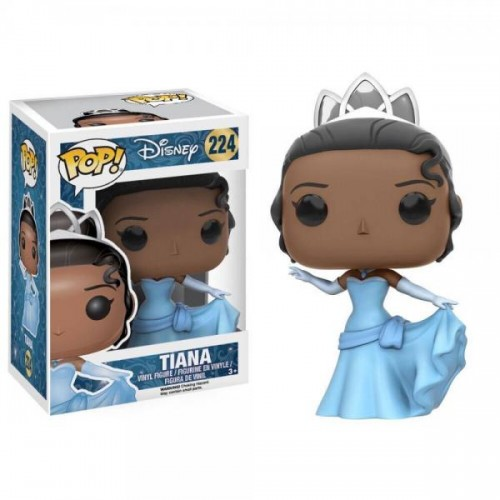 Funko Pop! Disney 224: Tiana Ball Gown