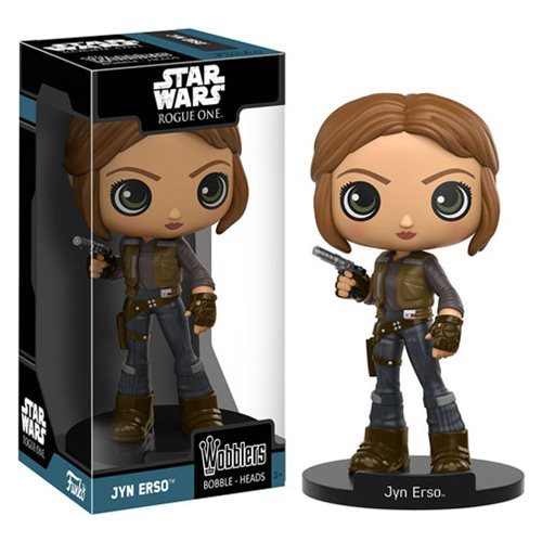 Wacky Wobbler: Star Wars Rogue One - Jyn Erso