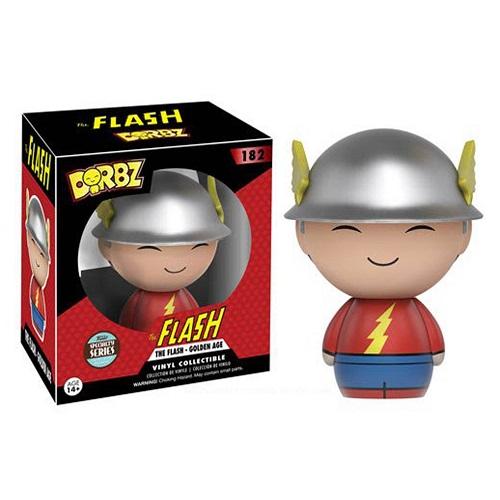 Dorbz 182: DC Heroes – The Flash Golden AgeFash (SS Ex)