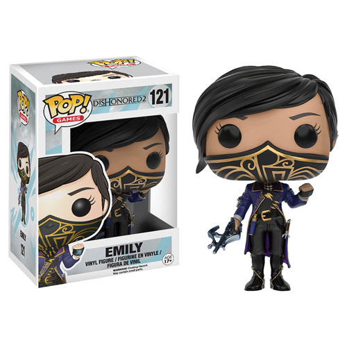 Funko Pop! Games 121: Dishonoured - Emily