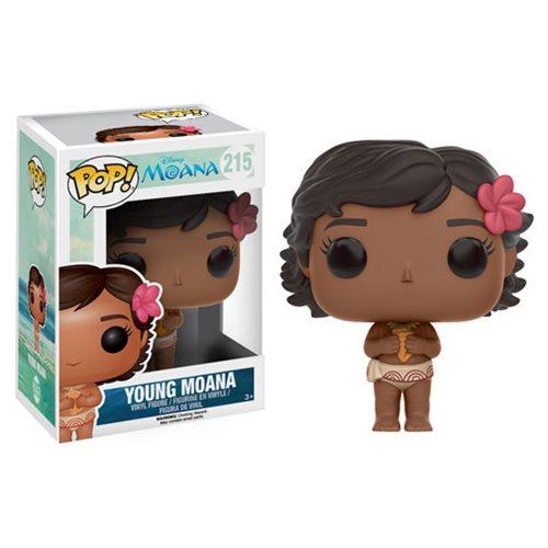 Funko Pop! Disney 215: Moana – Young Moana