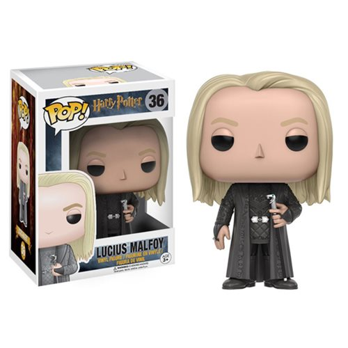Funko Pop! Harry Potter 36: Lucius Malfoy