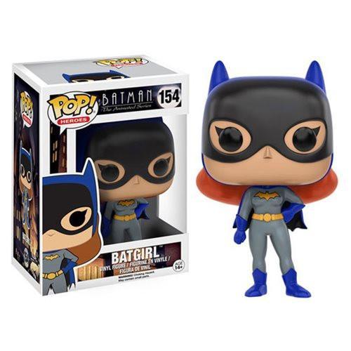 Funko Pop! Heroes 154: Batman: The Animated Series – Batgirl