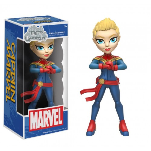 Rock Candy: Captain Marvel