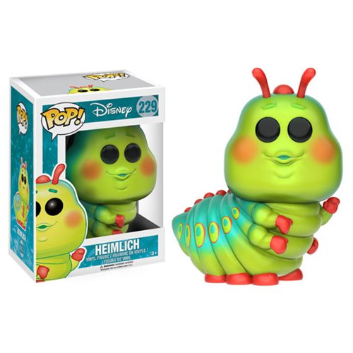 Funko Pop! Disney 229: A Bug's Life – Heimlich