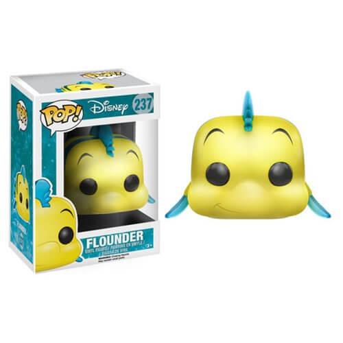 Funko Pop! Disney 237: Little Mermaid – Flounder