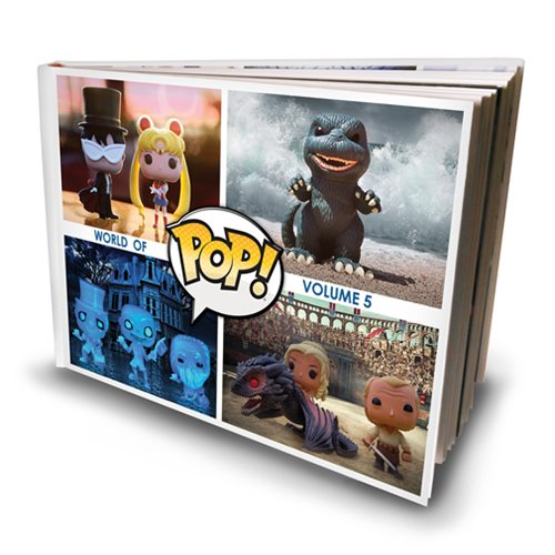 Funko World of Pop! Book Volume 5