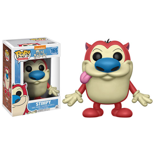 Funko Pop! Animation 165: Ren & Stimpy – Stimpy