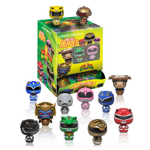 Funko Pint Size Heroes: Power Rangers – Mighty Morphin Power Rangers