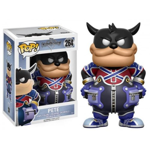 Funko Pop! Disney 264: Kingdom Hearts – Pete