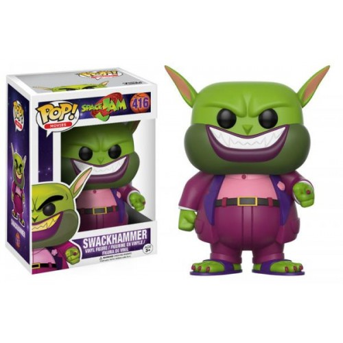 Funko Pop! Movies 416: Space Jam – Swackhammer