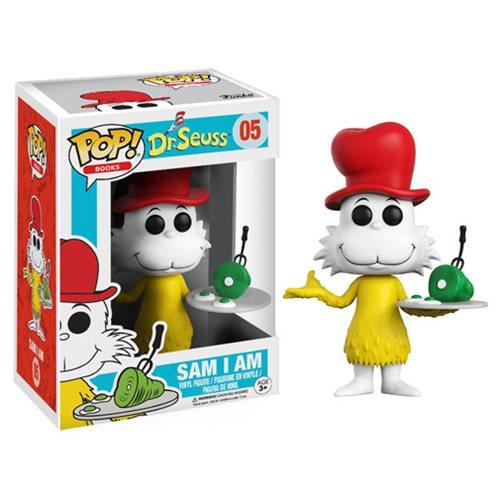 Funko Pop! Books 05: Dr. Seuss - Sam I Am
