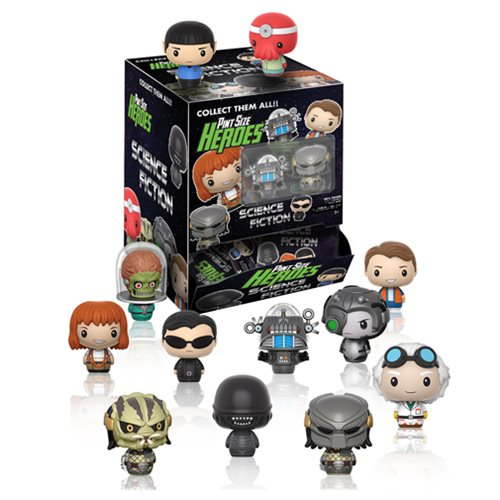 Funko Pint Size Heroes: Science Fiction