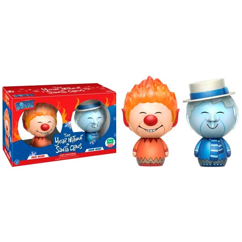 Dorbz: Year Without Santa - Heat & Snow Funko Shop [2 Pack]