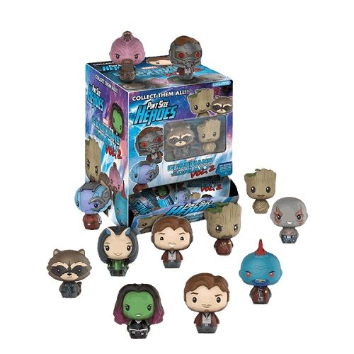 Funko Pint Size Heroes: Guardians of the Galaxy 2