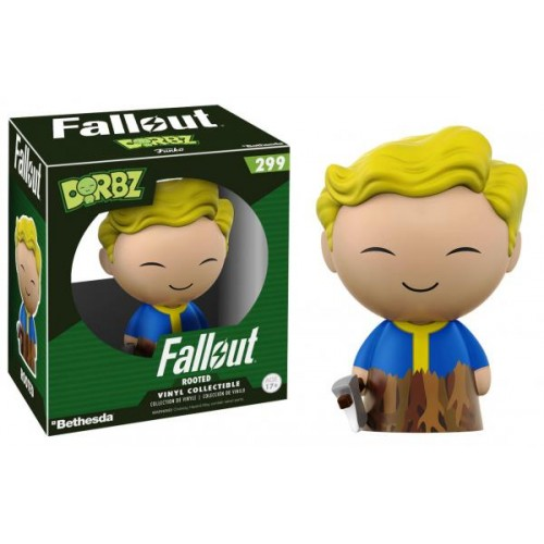 Dorbz 299: Fallout – Vault Boy Rooted