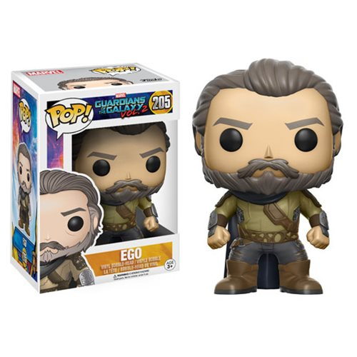 Funko Pop! Marvel 205: Guardians of the Galaxy 2 - Ego