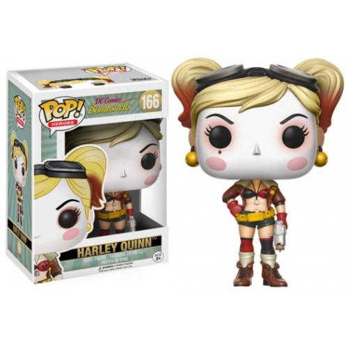 Funko Pop! Heroes 166: DC Bombshells – Harley Quinn
