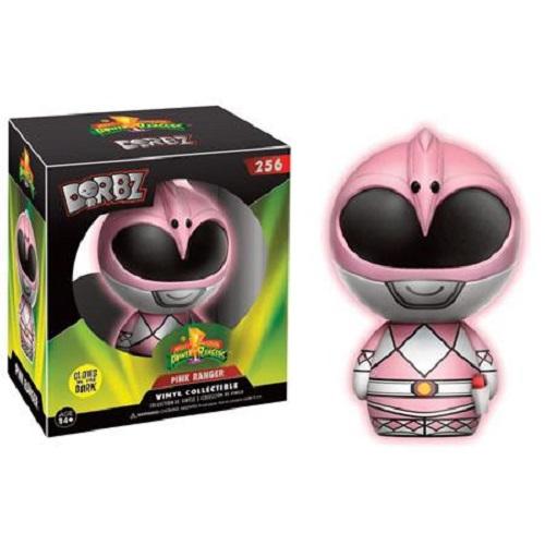 Dorbz: Mighty Morphin Power Rangers - Pink Ranger GitD EX