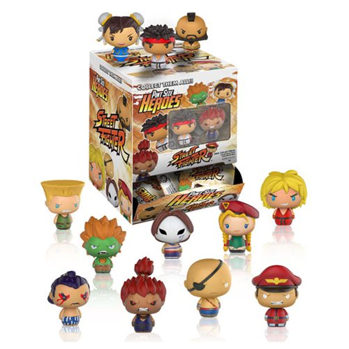 Funko Pint Size Heroes: Street Fighter