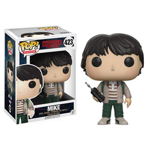 Funko Pop! Television 423: Stranger Things - Mike with Walkie Talkie