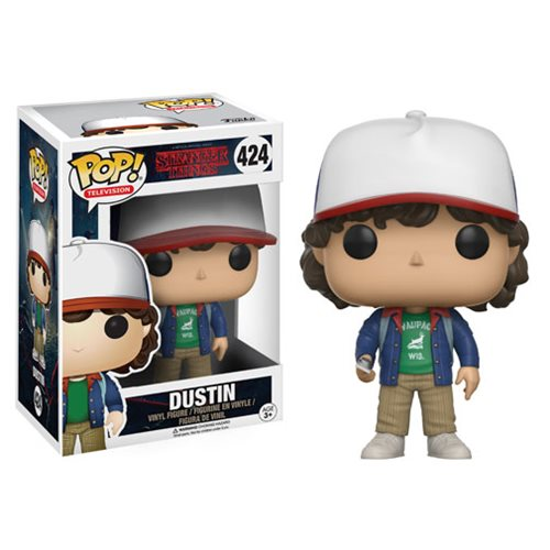 Funko Pop! Television 424: Stranger Things - Dustin with Compass