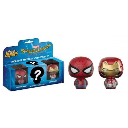 Funko Pint Size Heroes: Spider-Man 3 Pack