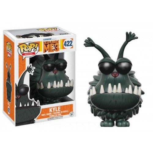 Funko Pop! Movies 422: Despicable Me 3 - Kyle