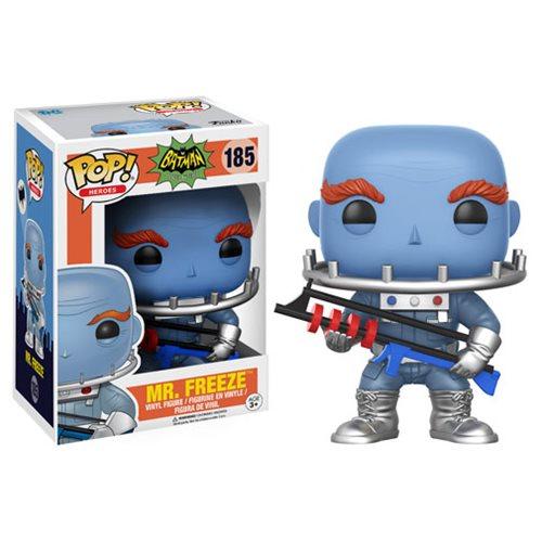 Funko Pop! Heroes 185: 1966 Mr Freeze