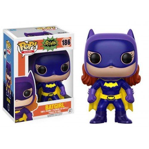 Funko Pop! Heroes 186: Batman 1966 – Batgirl