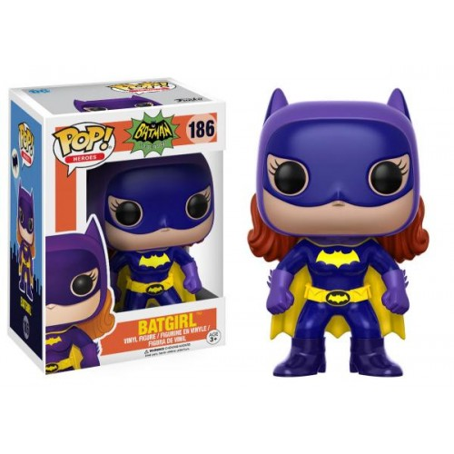 Funko Pop! Heroes 186: Batman 1966 – Batgirl