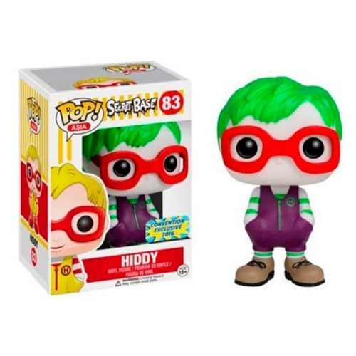 Funko Pop! Asia 83: Secret Base - Hiddy Joker (STGCC)