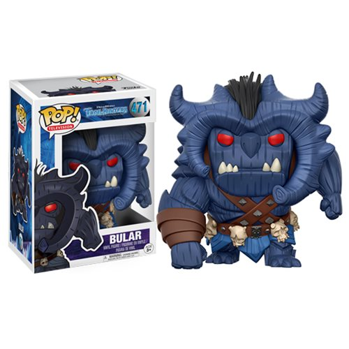 Funko Pop! TV 471: Trollhunters – Bular