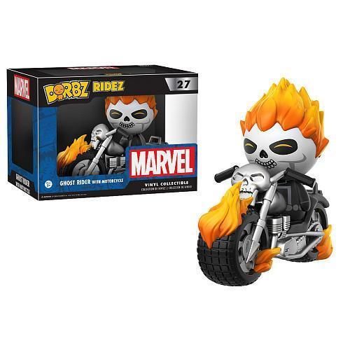 Dorbz Ride 27: Ghost Rider with Bike