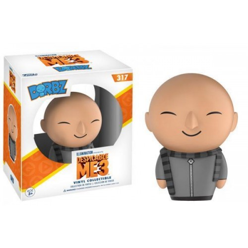 Dorbz 317: Despicable Me 3 - Gru