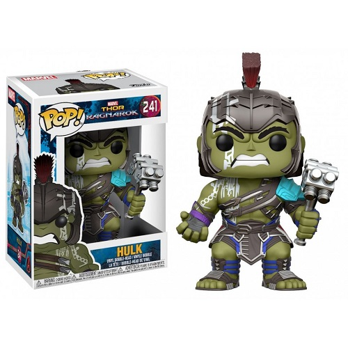 Funko Pop! Marvel 241: Thor: Ragnarok - Gladiator Hulk with Helmet