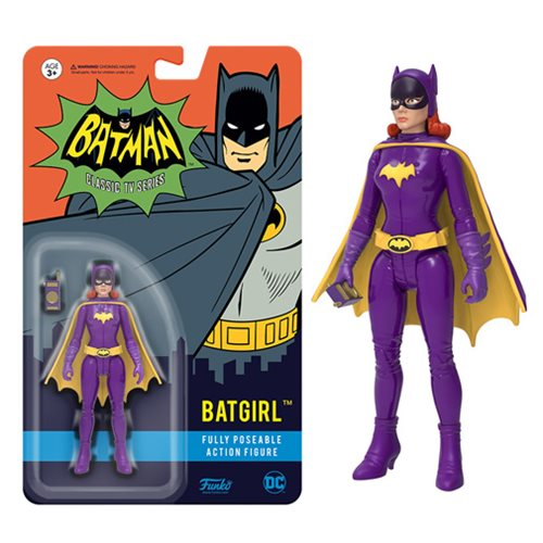 Action Figure: DC Heroes – Batgirl