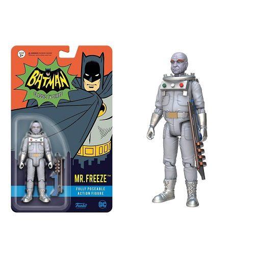 Action Figure: DC Heroes - Mr Freeze