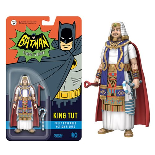 Action Figure: Classic Batman - King Tut