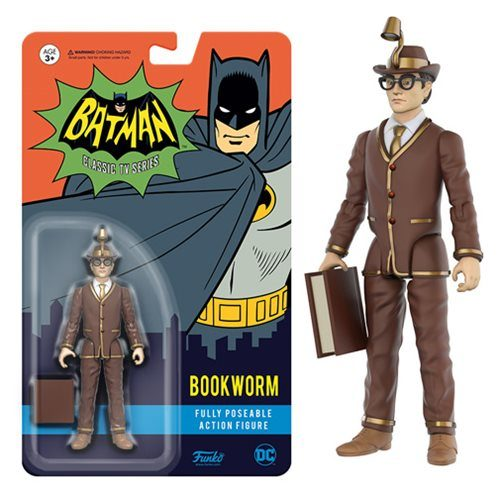 Action Figure: DC Heroes - Bookworm