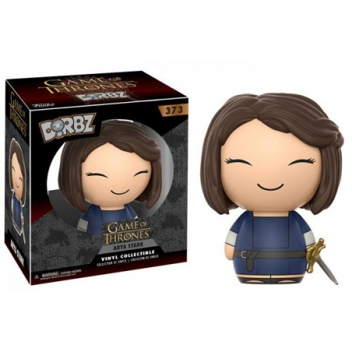 Dorbz 373: Game of Thrones – Arya Stark