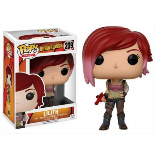 Funko Pop! Games 209: Borderlands - Lilith the Siren
