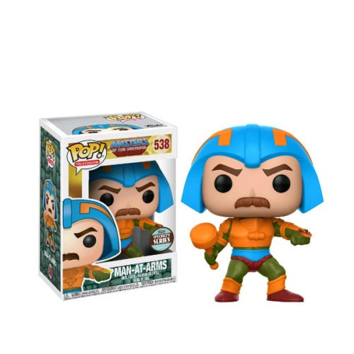 Funko Pop! TV 538: Masters of the Universe – Man-At-Arms SS EX
