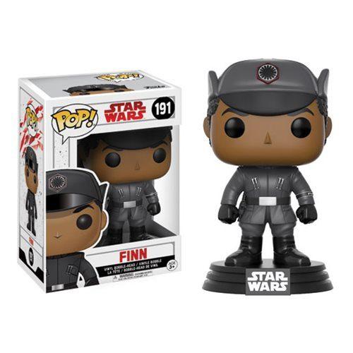 Funko Pop! Star Wars 191: The Last Jedi - Finn