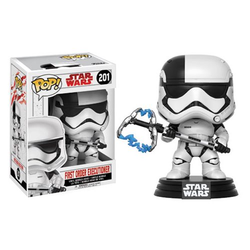 Funko Pop! Star Wars 201: The Last Jedi – First Order Executioner