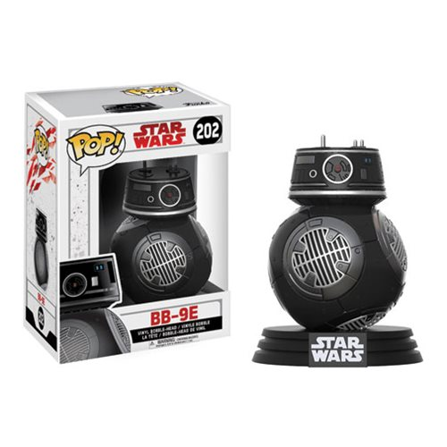 Funko Pop! Star Wars 202: The Last Jedi – BB-9E