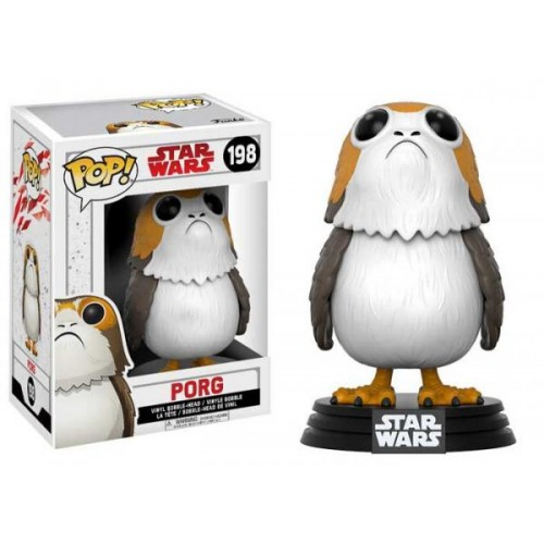 Funko Pop! Star Wars 198: The Last Jedi – Porg