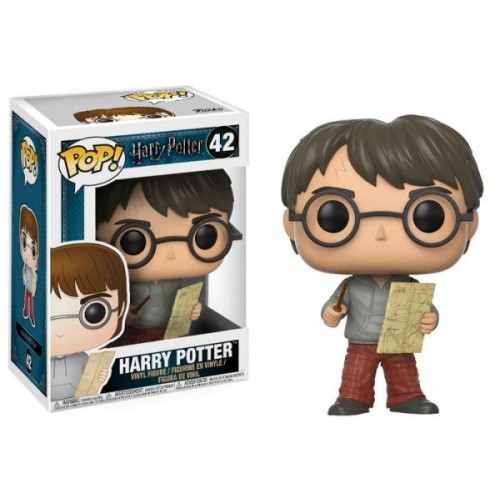 Funko Pop! Harry Potter 42: Harry with Marauders Map