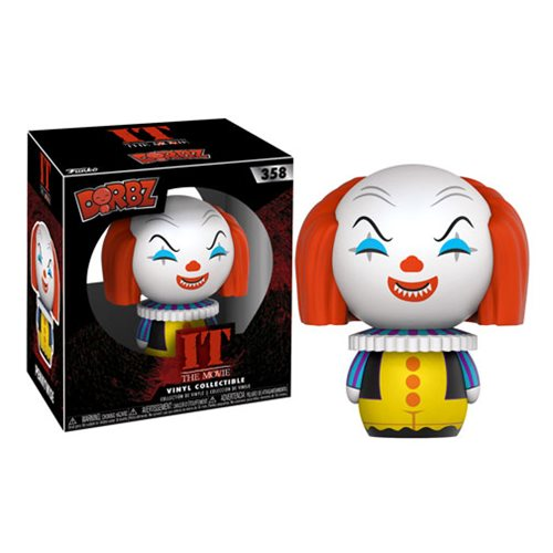 Dorbz 358: IT – Pennywise